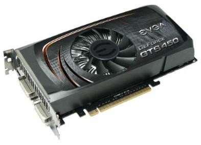 EVGA GeForce GTS 450 SuperClocked
