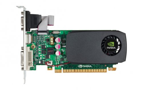 "GeForce GT 420 2GB – бюджетная ""Fermi""-видеокарта"